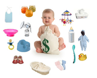 Timeline of Parenting Products You DON'T Need