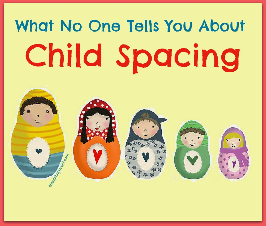 What no one tells you about child spacing