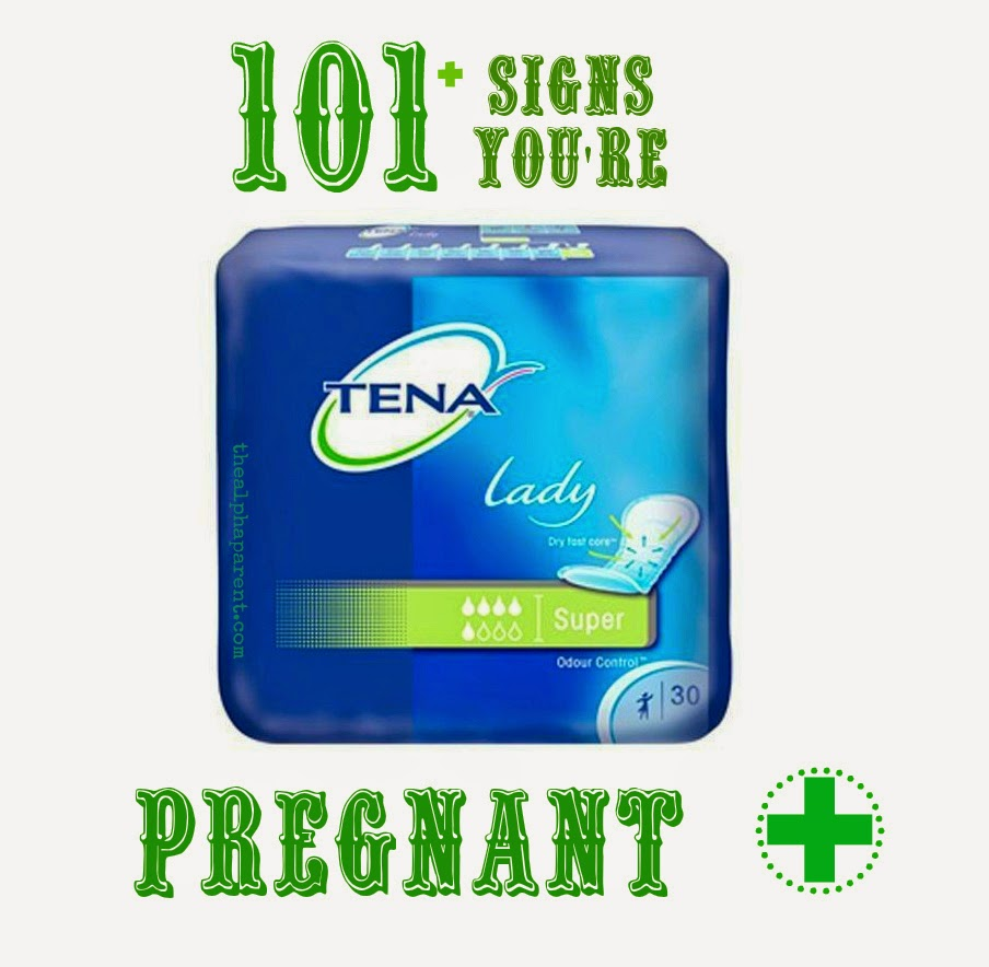 183 Signs That You're Pregnant