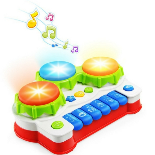 NextX Baby Musical Toys Keyboard Piano Electronic Learning Toys
