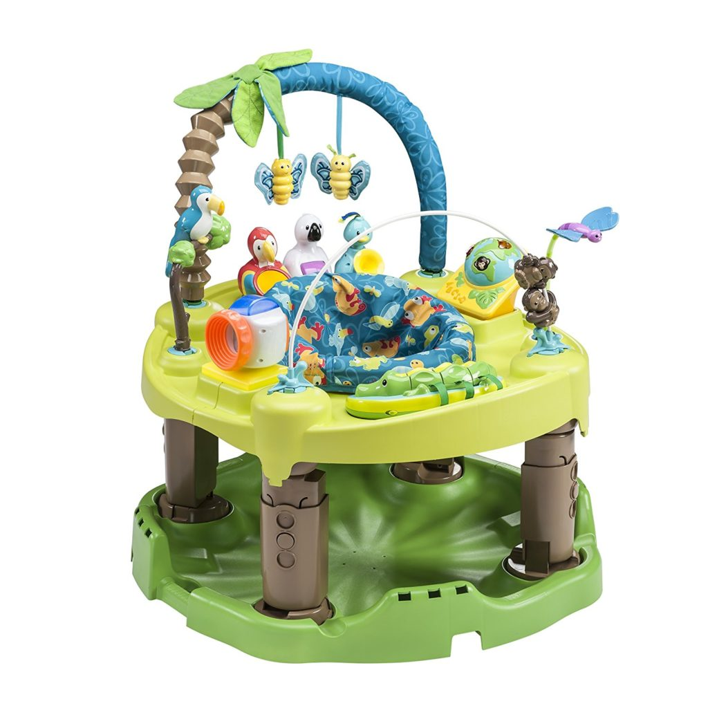Best Exersaucers And Activity Centers For Kids 2020 Edition The Alpha Parent